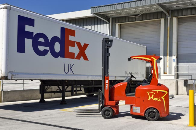 Flexi and Bendi Forklift Truck Specialists