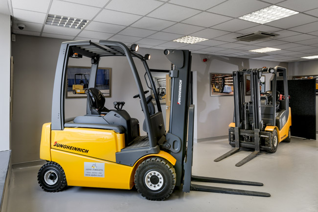 Used Forklift Trucks